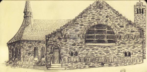 d: Tufts Chapel :b by nenuiel