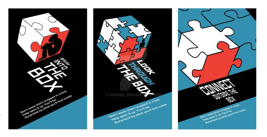 d: Asperger Awareness :b by nenuiel