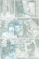 Gotham by Gaslight Redo Pencil by nenuiel