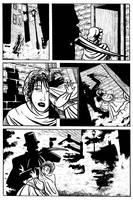 Gotham by Gaslight Redo Inks by nenuiel