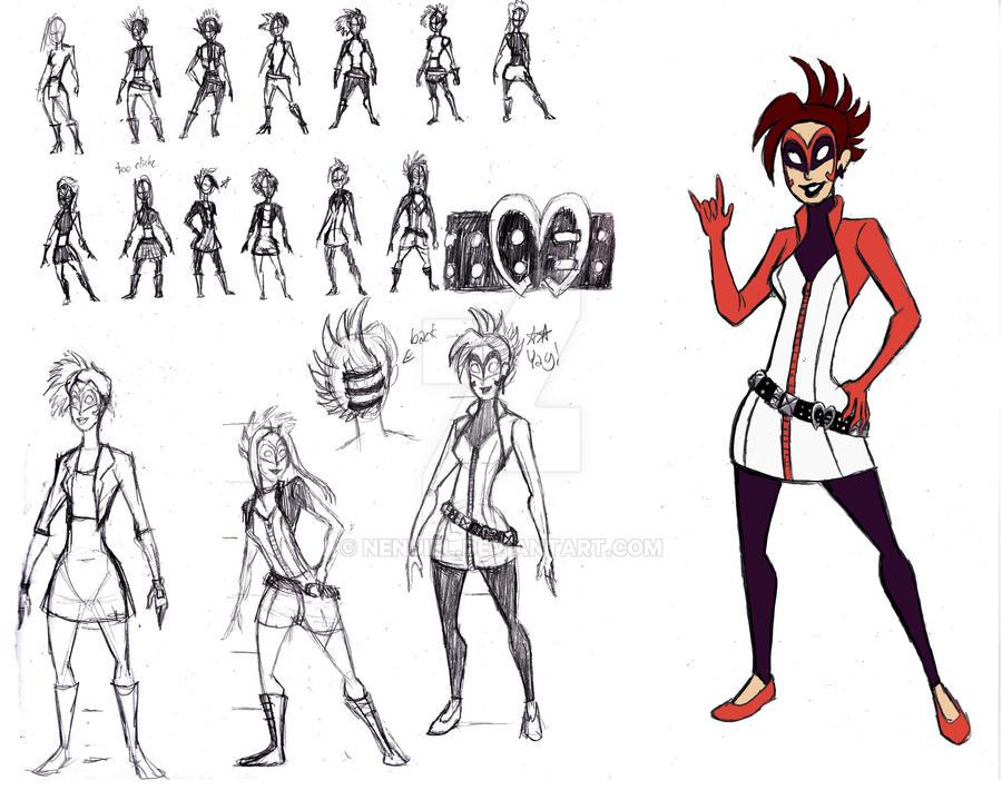Masquerade Concept Development by nenuiel