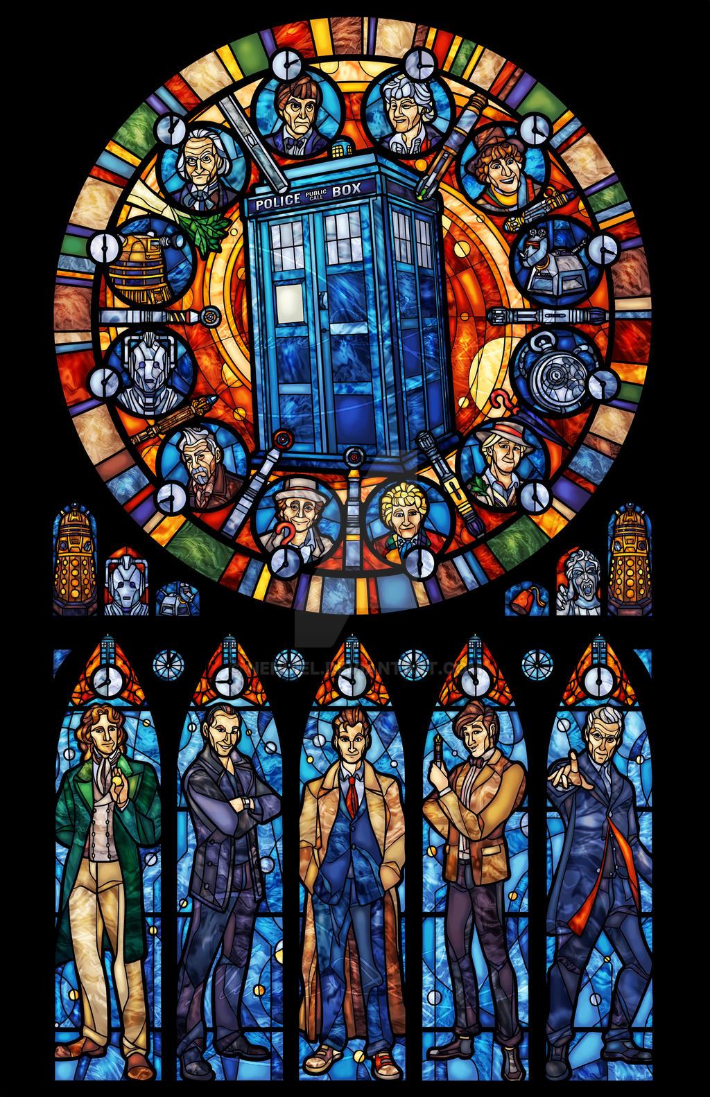 Window of the Doctor by nenuiel