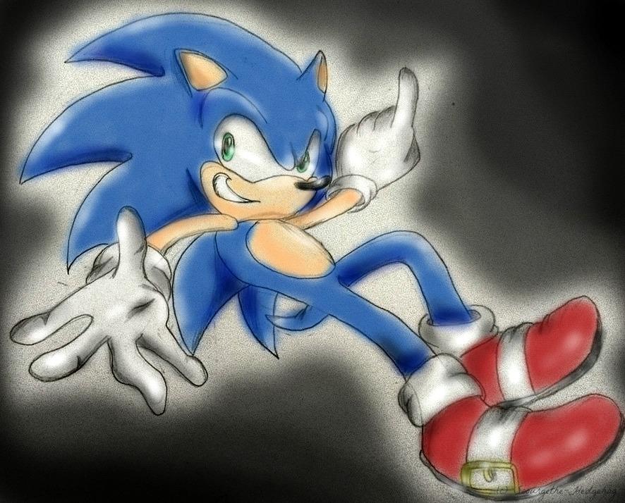 Follow Me Sonic The Hedgehog Redone By Scourgethe Hedgehog On Deviantart