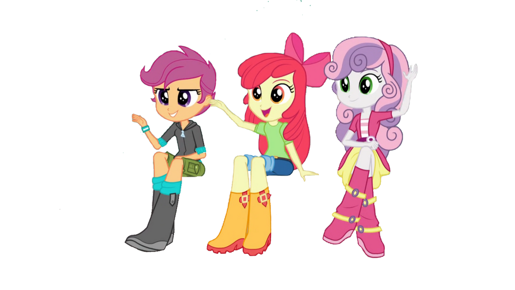 Scootaloo Apple Bloom Sweetie Belle By Caramels Photoshop On Deviantart Yes, both apple bloom & scootaloo are voiced by me in this vid, but i don't think my scoot. scootaloo apple bloom sweetie belle by