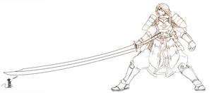 BIG ASS SWORD