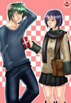 S.V. Seto and Ami for Yoshiie
