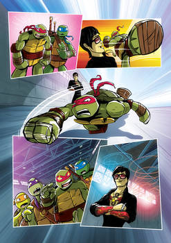 TMNT The Duel 2