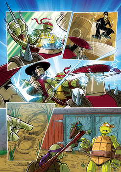 TMNT The Duel 5