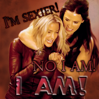 Cara VS Kahlan - I am sexier by ATildeProduction