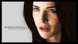 Kahlan - The one in White