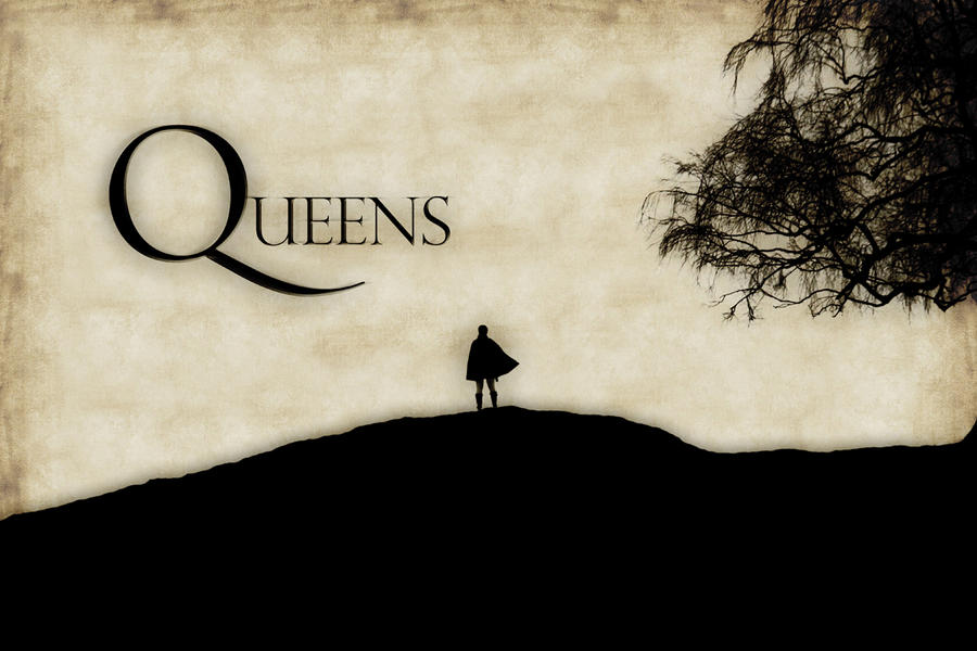 Queens Adventures - Wallpaper by ATildeProduction