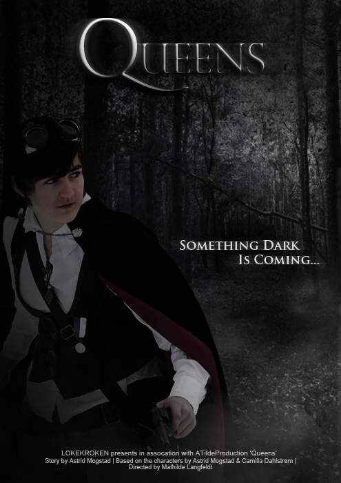 Queens - Something Dark is Coming by ATildeProduction