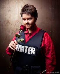 Richard Castle - A Rose for Beckett by ATildeProduction