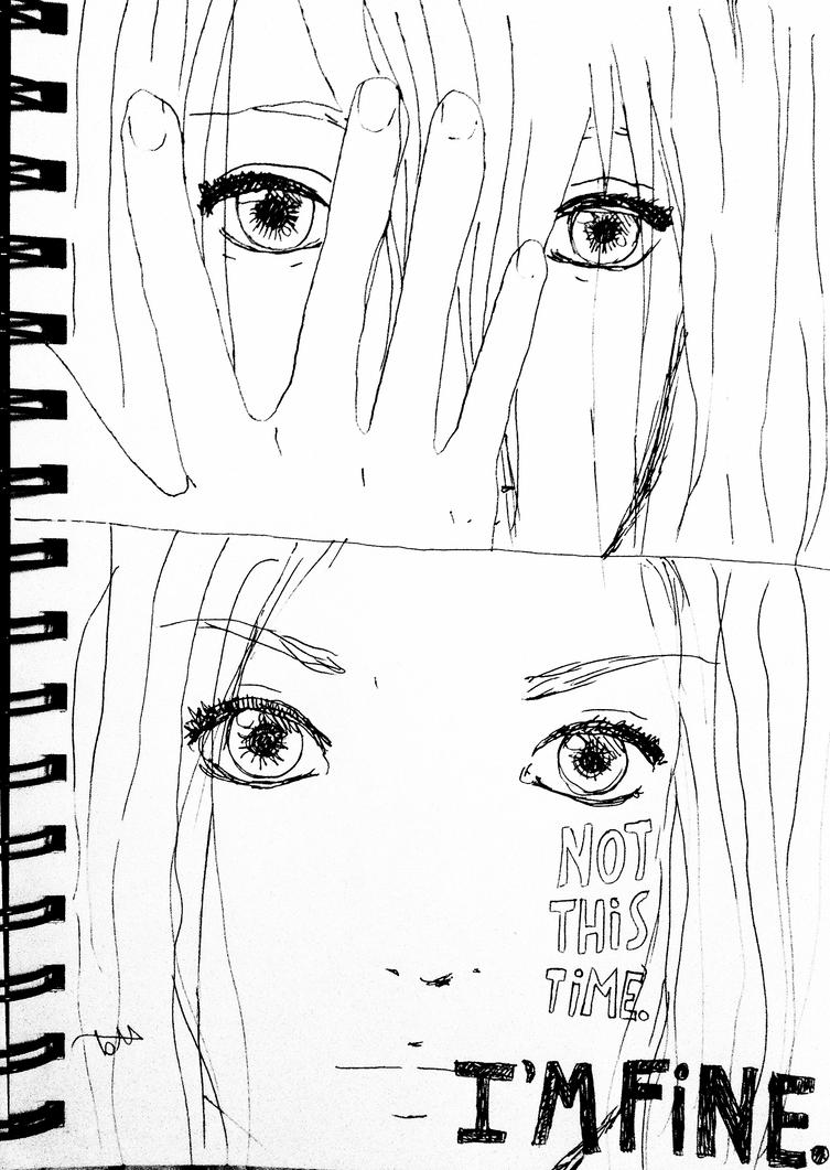 I'm fine. by B-TURKS