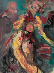 Dead Girls Painter by Kradok