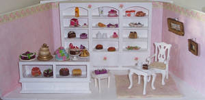 Fimo Polymer Clay Pastry Shop by ValerianaSolaris