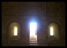 Thoronet Abbey 3 by ValerianaSolaris