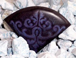 Polymer Clay Cabochon by ValerianaSolaris