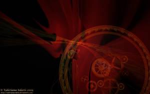 Get in Gear Flames by ValerianaSolaris