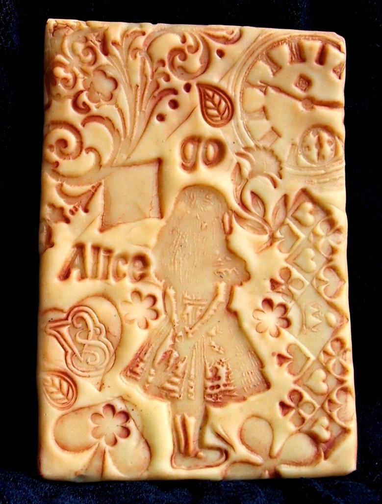 Baking Acrylic Paint Polymer Clay