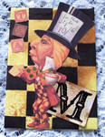 M is for Mad Hatter ATC