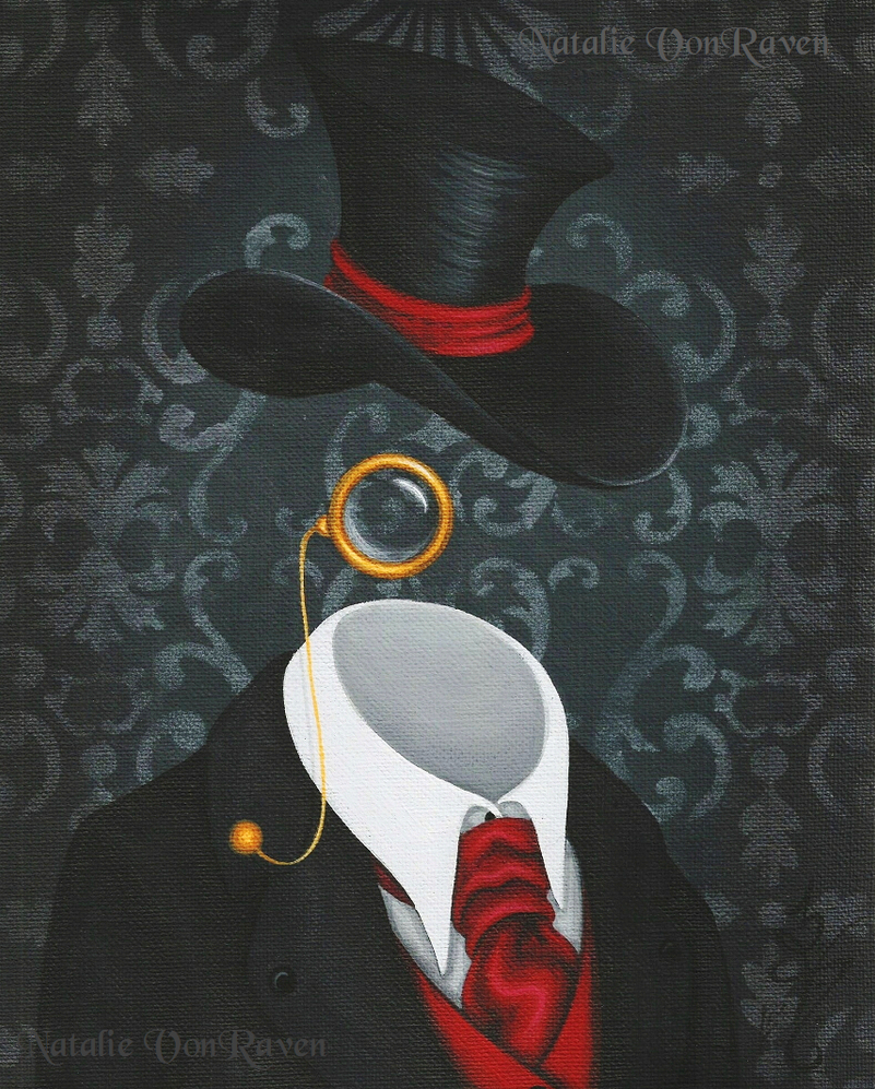 The Invisible Man by natalievonraven