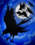 Murder Most Fowl by natalievonraven