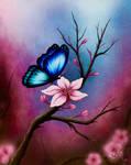 Blossomfly