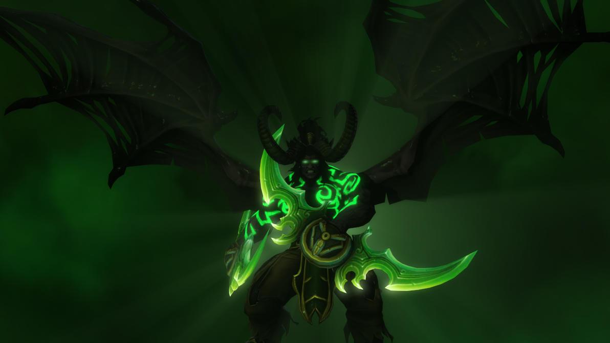 world of warcraft legion by darknessringogallery on