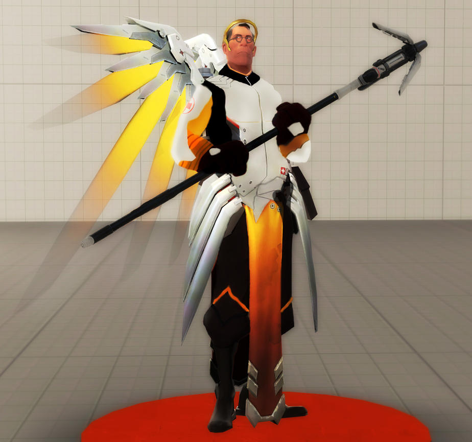 reddit how to win as mercy