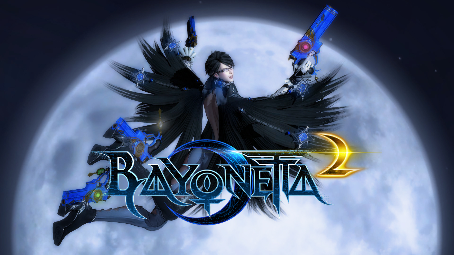 Bayonetta 2 by DarknessRingoGallery