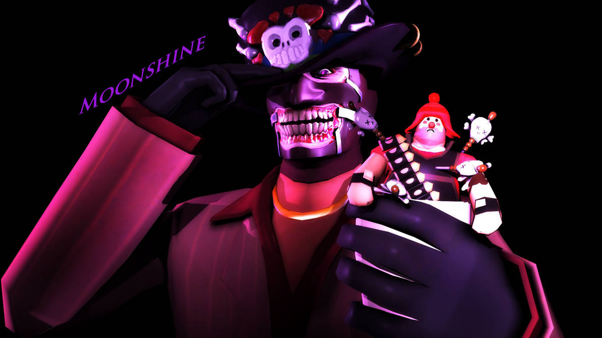 Dr  Moonshine, the Voodoo doctor by Darkness-Ringo on DeviantArt