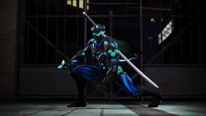 Genji: Carbon Fiber skin
