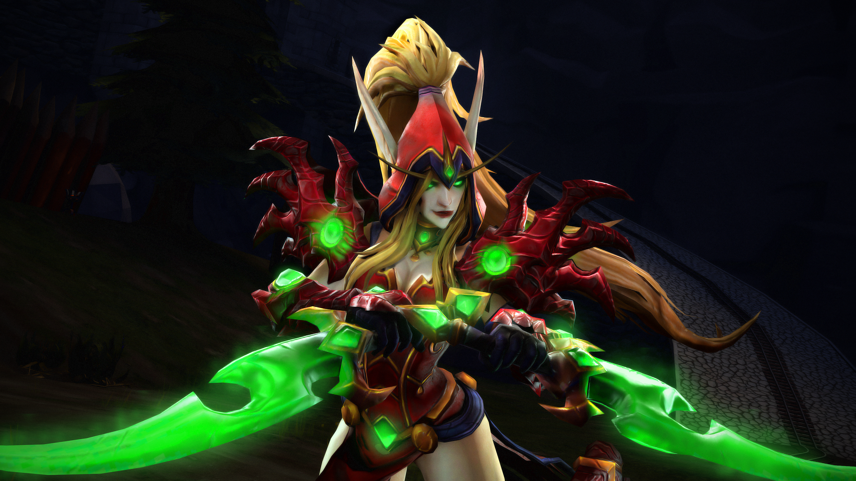 Valeera Sanguinar By Darkness Ringo On Deviantart Heroes of the storm map objectives & statistics | hots logs. valeera sanguinar by darkness ringo on