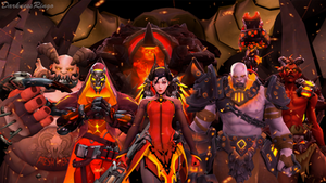 The Hellish Squad by Darkness-Ringo