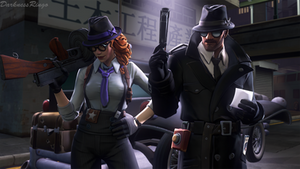 The Detectives by Darkness-Ringo