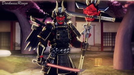 Fortnite - The Shogun by Darkness-Ringo