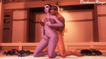 Poison Love at Hanamura's Dojo by Darkness-Ringo