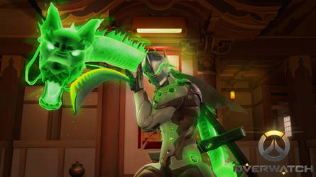 Overwatch - Genji (New)