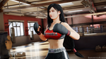 Role Reversal: Tifa by Darkness-Ringo