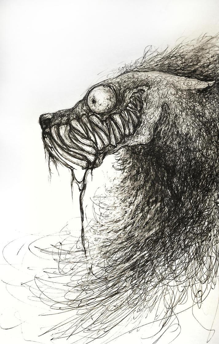 Teeth  by ZimowaJaszczura
