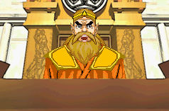 King of Hyrule: Ace Attorney