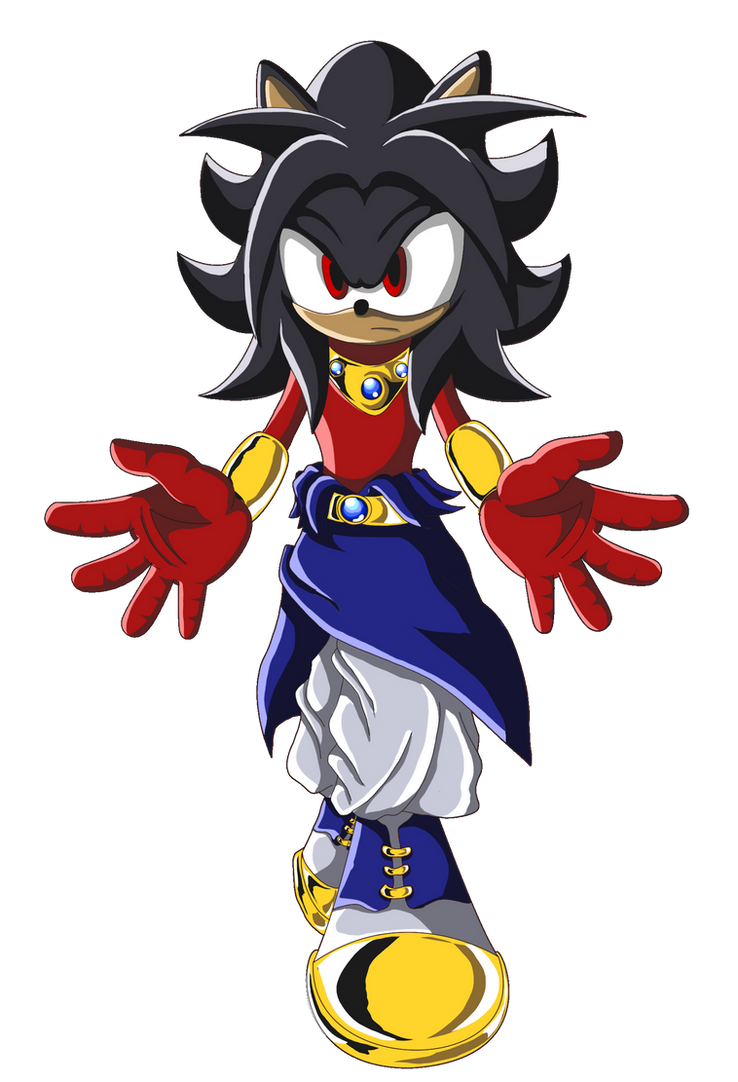 Shinras the Hedgehog by ChaosSummers