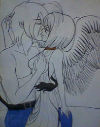 The Angel and The Demon - Rin and Shiemi