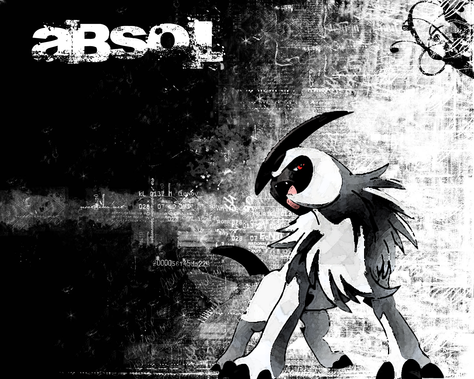 Absol Wallpaper by Rethez on DeviantArt