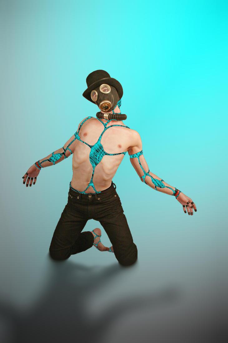 The Android Man by kdtirado