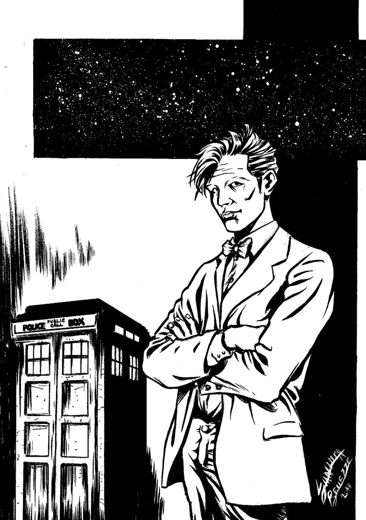 Doctor who by GianlucaBellezze666