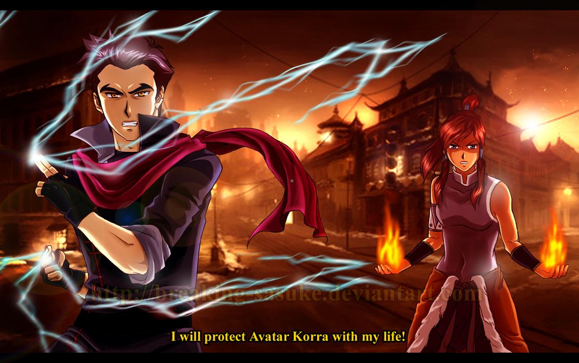 Protector of The Avatar by BreakingSasuke