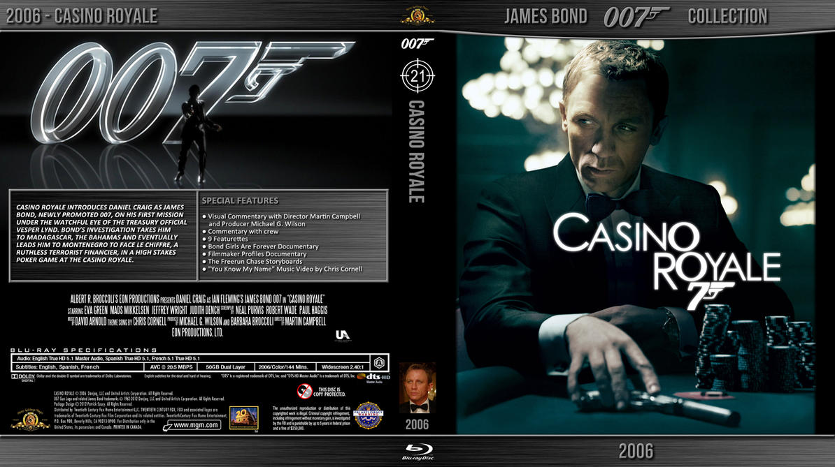 007 21 casino royale