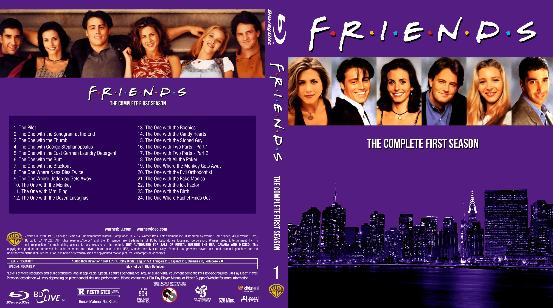 friends series season 1 free download